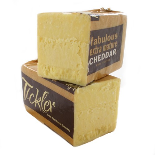 Tickler English Cheddar (7.5 ounce)