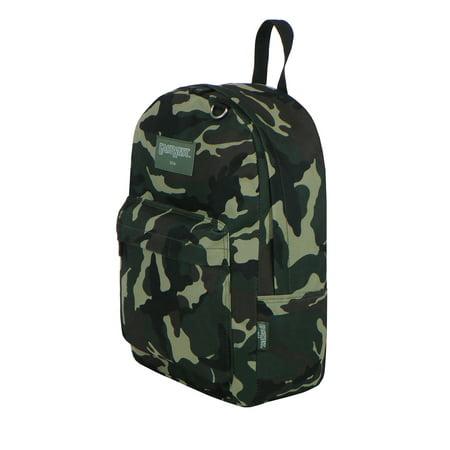 East West U.S.A. Simple Backpack - Camouflage Backpacks