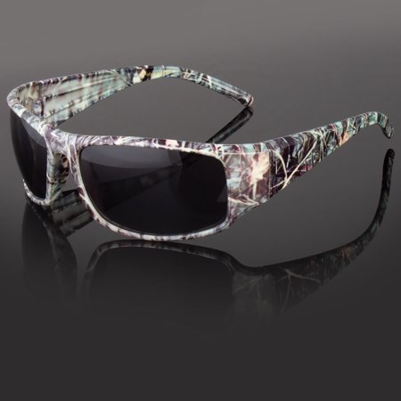 New Camouflage Sports Hunting Outdoors Sunglasses Duck Dynasty Camo (Sunglasses For Duck Hunting)