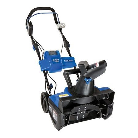 Snow Joe iON18SB Cordless Single Stage Snow Blower | 18-Inch · 40 Volt |