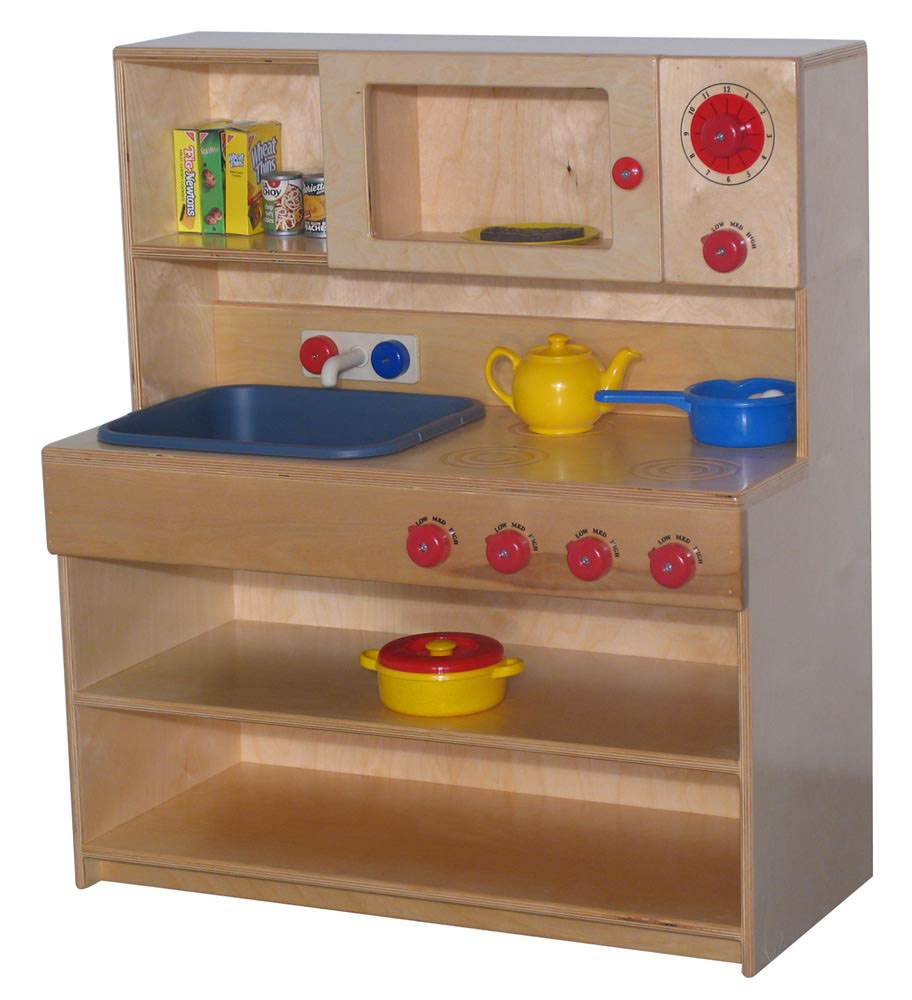 Combo Kitchen Set for Kids (Infant)