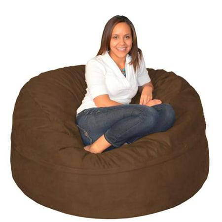Surprising Theater Sacks Large Memory Foam Bean Bag 5 Foot Foam Chair Lamtechconsult Wood Chair Design Ideas Lamtechconsultcom