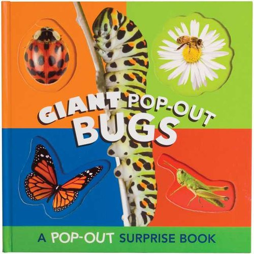Giant Pop-Out Bugs