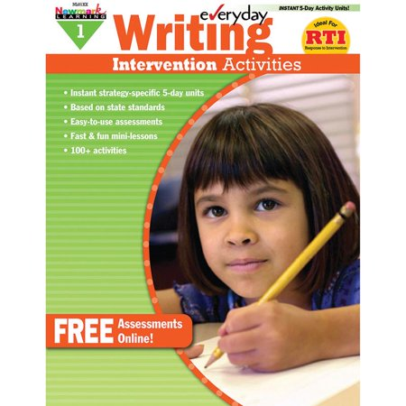 Everyday Writing Intervention Activities Grade 1 - Halloween Writing Activities 2nd Grade