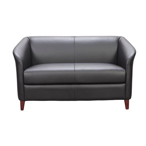 Merveilleux Conklin Office Furniture Blandford Leather Loveseat