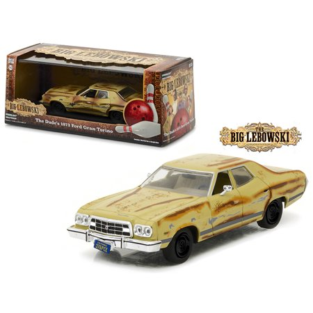 1998 Toy - The Dude's 1973 Ford Gran Torino