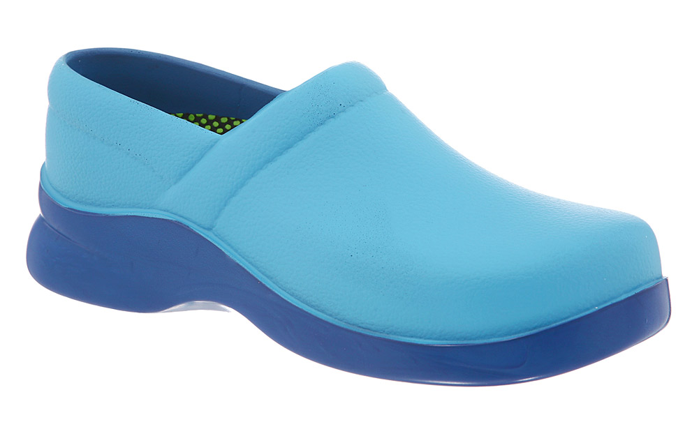 Klogs Boca Clogs Closed Back Unisex Clogs Boca - Ocean Breeze c95129