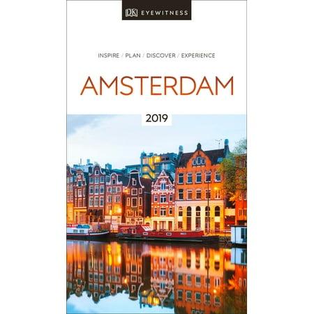Dk eyewitness travel guide amsterdam : 2019: