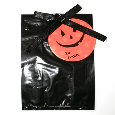 Easy Halloween Treats No Bake (Halloween Treat Bags  Ties)