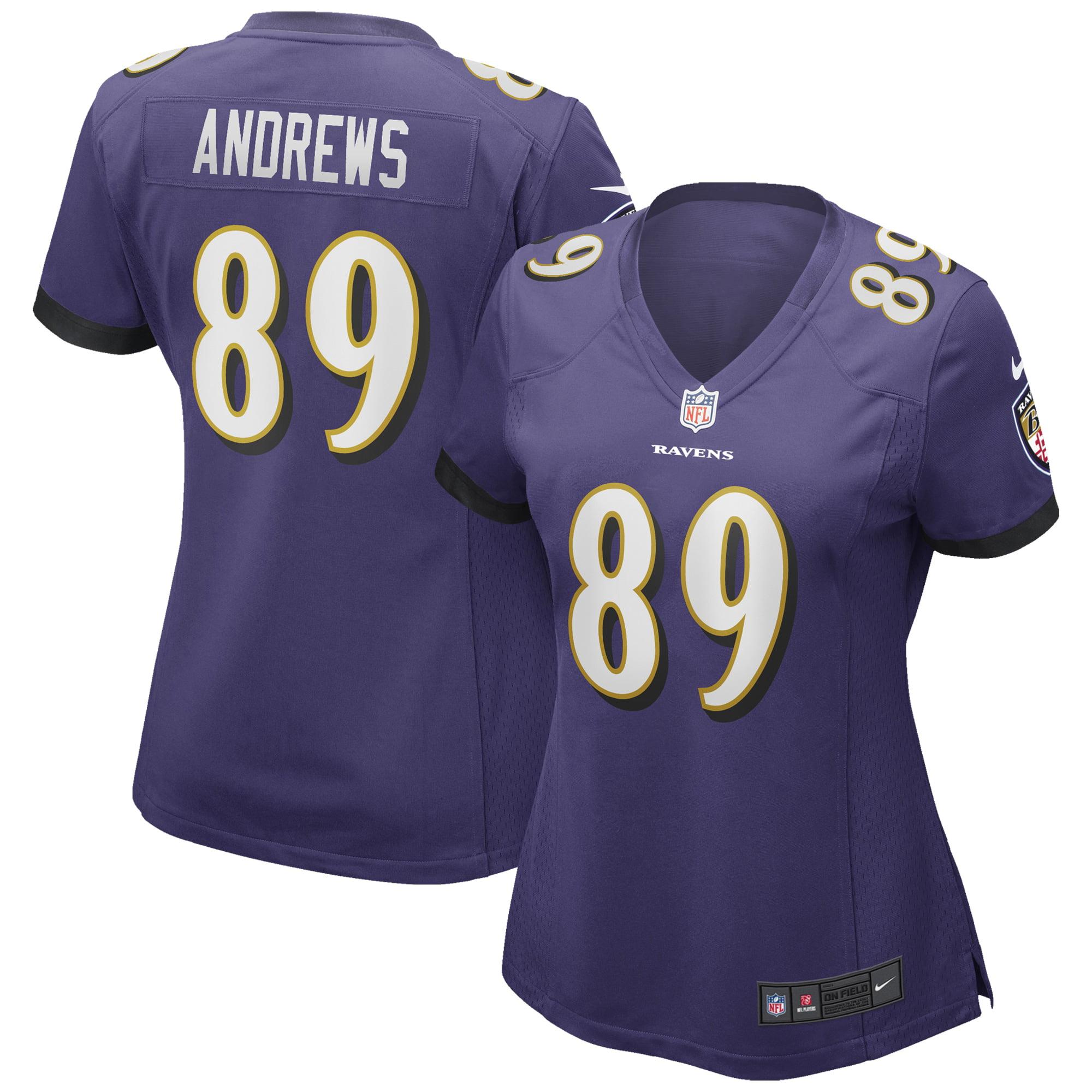 Mark Andrews Baltimore Ravens Nike Women's Game Jersey - Purple - Walmart.com