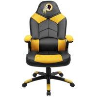 Washington Redskins Oversized Gaming Chair - Black - No Size