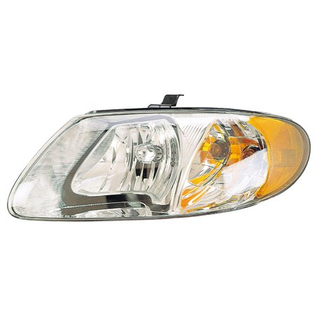 01-07 Chrysler Town & Country(113 Wheelbase 05-07) Left Driver Side Headlight