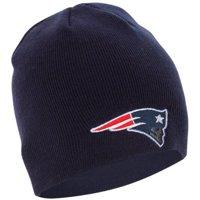 NFL New England Patriots '47 Beanie Knit Hat, Light Navy, One Size