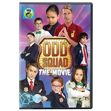 Odd Squad: The Movie (DVD)