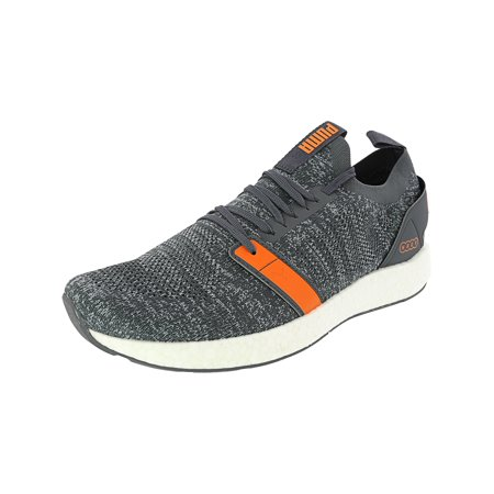 Puma Running Wrap (Puma Nrgy Neko Engineer Knit Running Shoes - 9M - Irongate / Firecracker / Quarry)