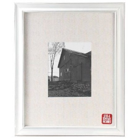 BARNSIDE WHITE 16x20 8x10 Matted Frame by Malden - Walmart.com