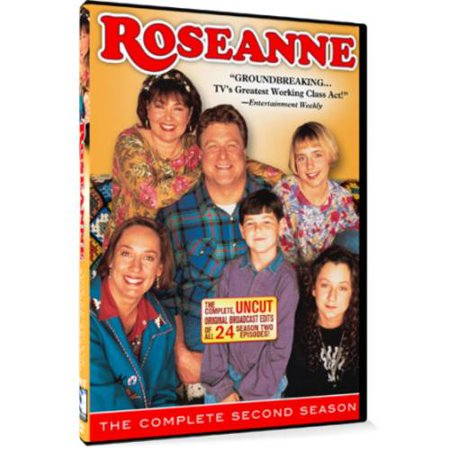 Roseanne: The Complete Second Season (Full Frame) (Roseanne Season 3 Halloween)