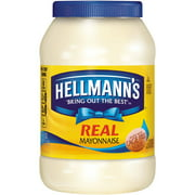 Hellmann's Real Mayonnaise, 48 Fl Oz