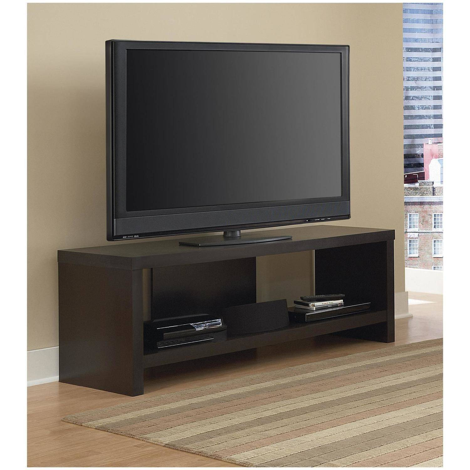 "Larkin TV Stand for TVs up to 60"" by Ameriwood, Multiple Finishes"