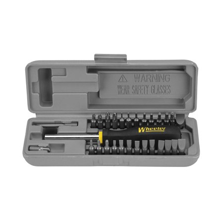 Space Saver Screwdriver Set, Less than half the size of comparable gunsmithing screwdriver sets By - Gunsmithing Screwdriver