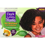 Dark and Lovely Beautiful Beginnings No Mistake Curl Softener 1 ea