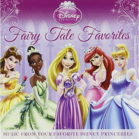 Disney Princess Fairy Tale / Various (CD) Disney Fairy Tale Princesses Rings