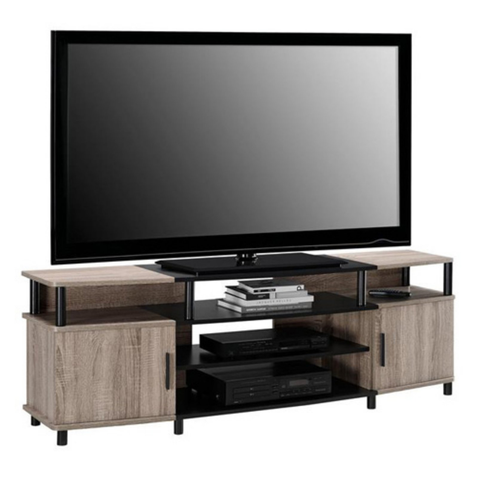 50 Inch Tv Stand Entertainment Unit 50in Max Tv Size Flat Screen