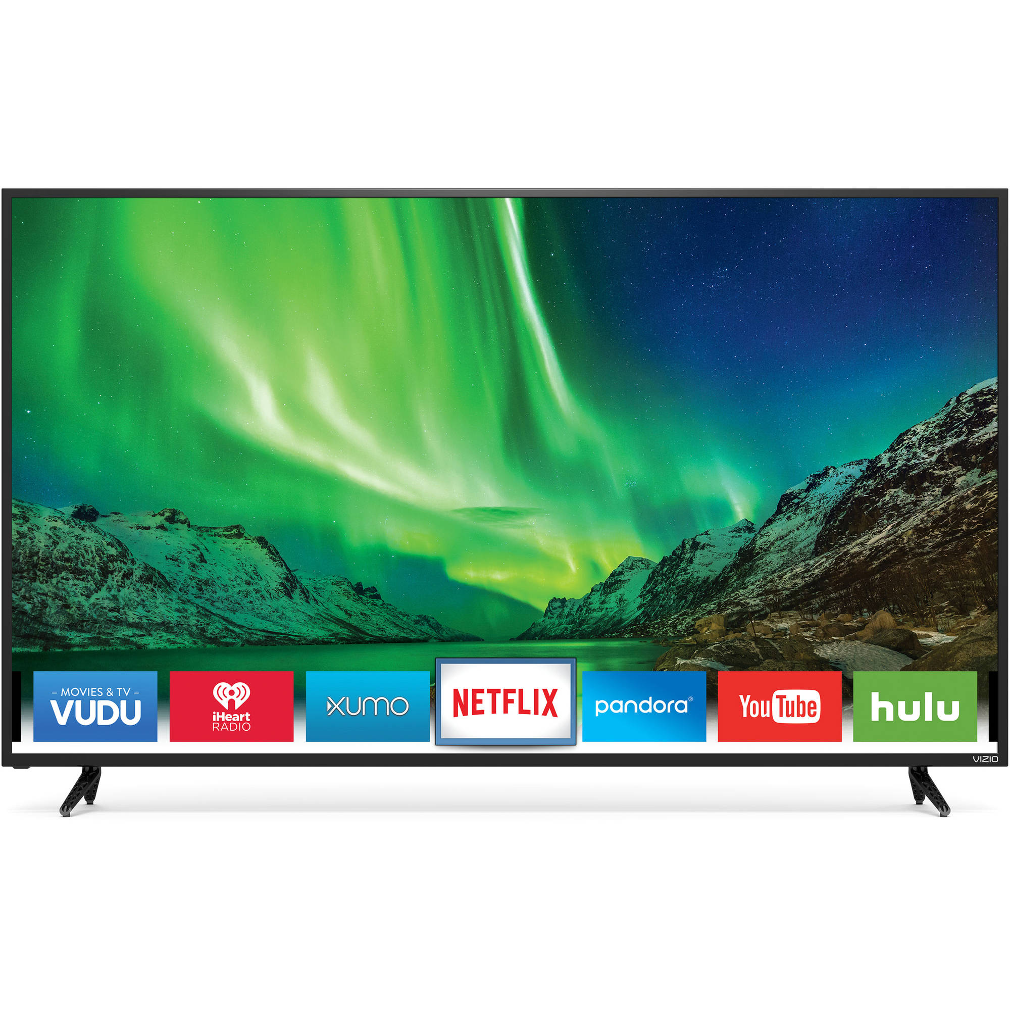 "VIZIO 65"" Class 4K (2160P) Smart LED TV (D65-E0)"