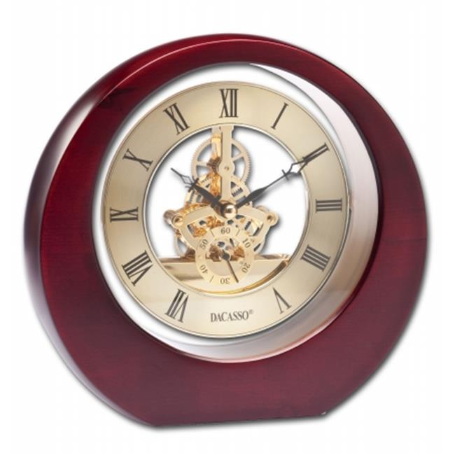 Dacasso Limited C1007 Eclipsedesk Clock