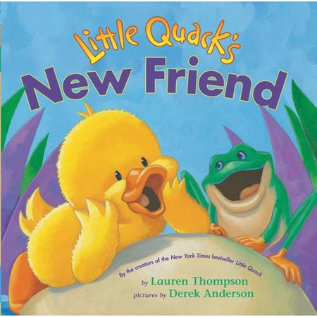 Little Quacks New Friend