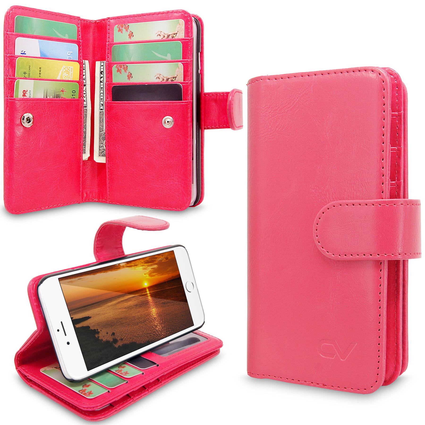iPhone 6 Plus / 6S Plus Case, Cellularvilla Premium PU ...