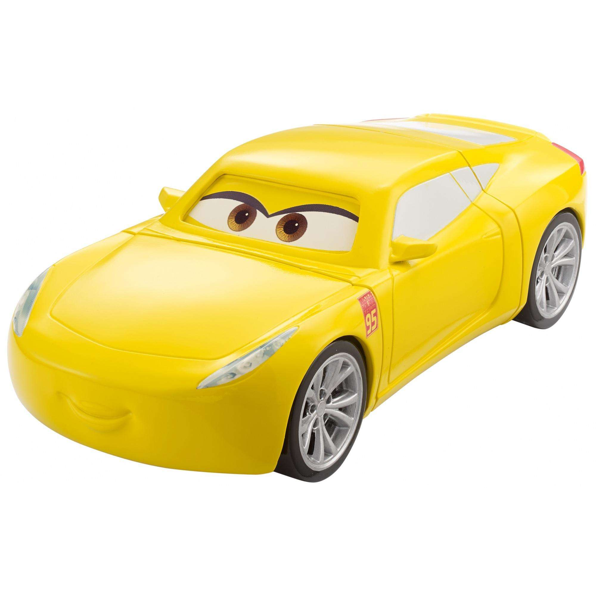 Disney Pixar Cars 3 Race & 'Reck Cruz Ramirez Vehicle