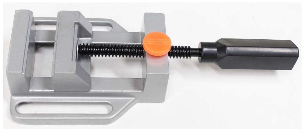 BENCH WIZARD Quick Release Drill Press Vise