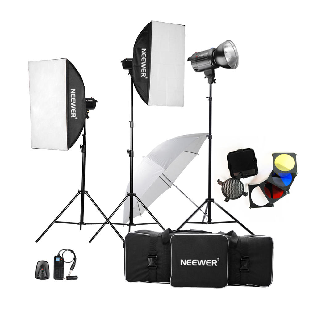 Neewer Mt 300am Studio Video Flash