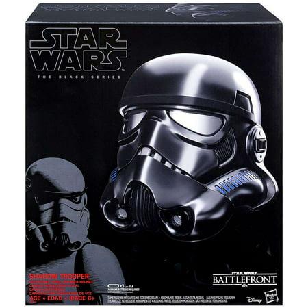 Star Wars Black Series Shadow Trooper Voice Changer Helmet](Professional Halloween Voice Changer)