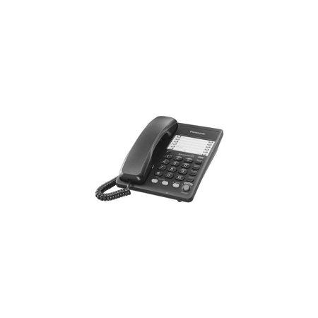 Panasonic KX-TS105B Integrated Business Corded Phone - (Integrated Business Phone)