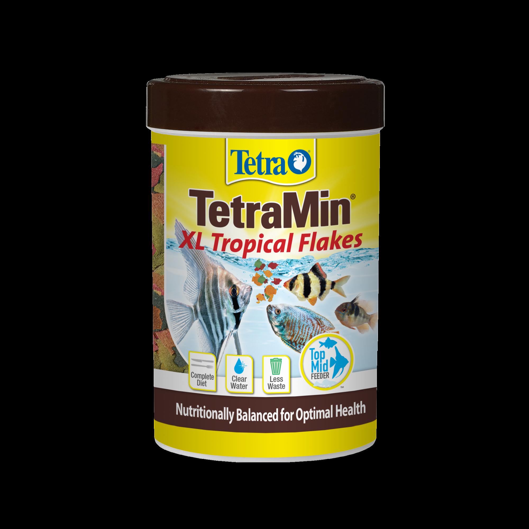 TetraMin Flakes (Large) 5.65 oz, 1 L
