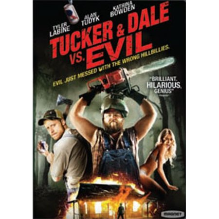 Tucker & Dale vs. Evil (DVD) (The Rock Vs Brock Lesnar Vs John Cena)