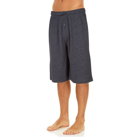 DARESAY Mens Soft Knit Shorts With Adjustable Drawcord And Pockets (Pack Of 3)