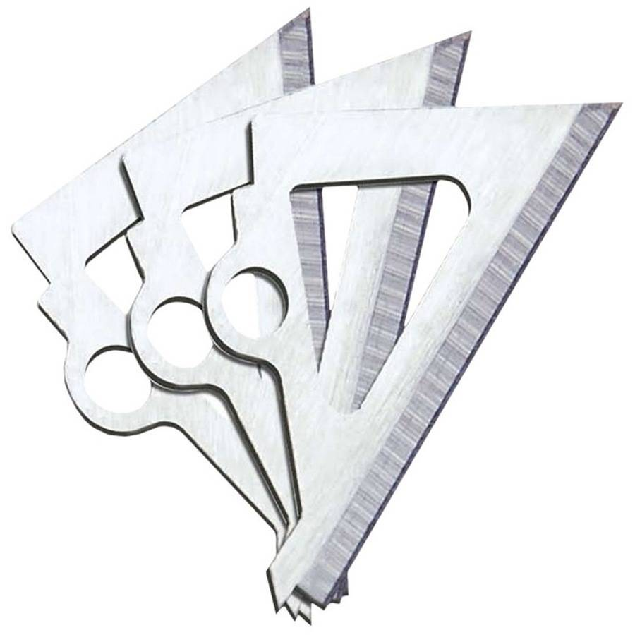 Muzzy Trocar Replacement Blades