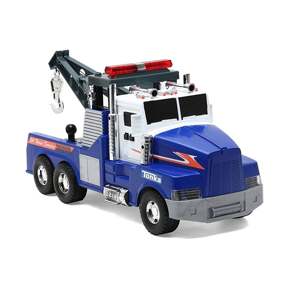 Funrise Toys Tonka Mighty Motorized Tow Truck by Funrise Toys