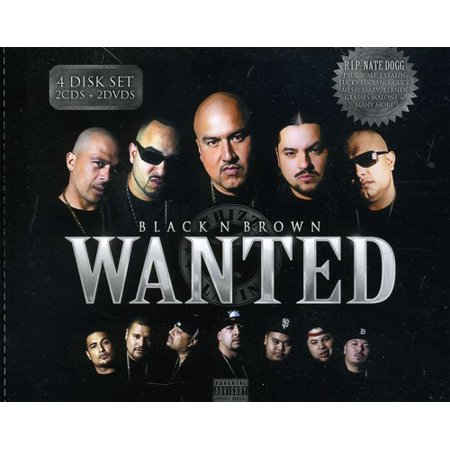 Thizz Latin  Wanted  2 Cds   2 Dvds   Includes Dvd
