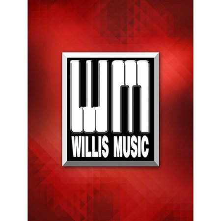 Willis Music St. Louis Blues (1 Piano, 4 Hands/Mid-Inter Level) Willis Series Louis Blues Owner Series