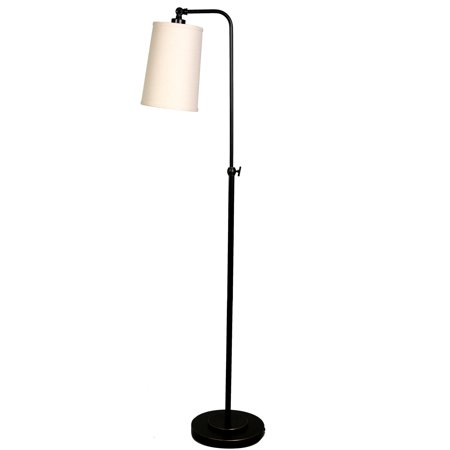 Better Homes & Gardens - Traditional Iron Floor Lamp - Madison Bronze Finish