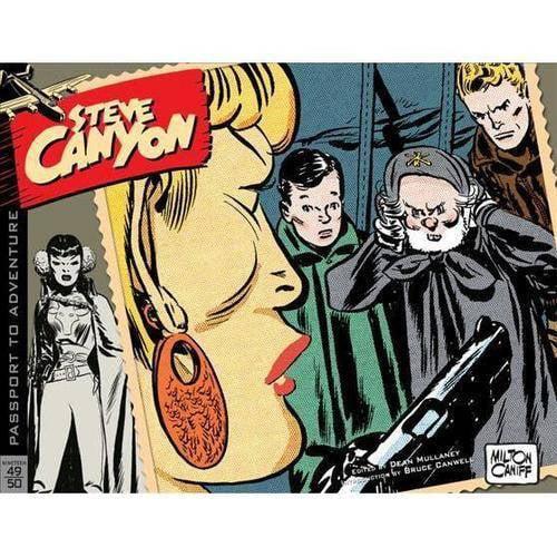 Steve Canyon 2: 1949- 1950