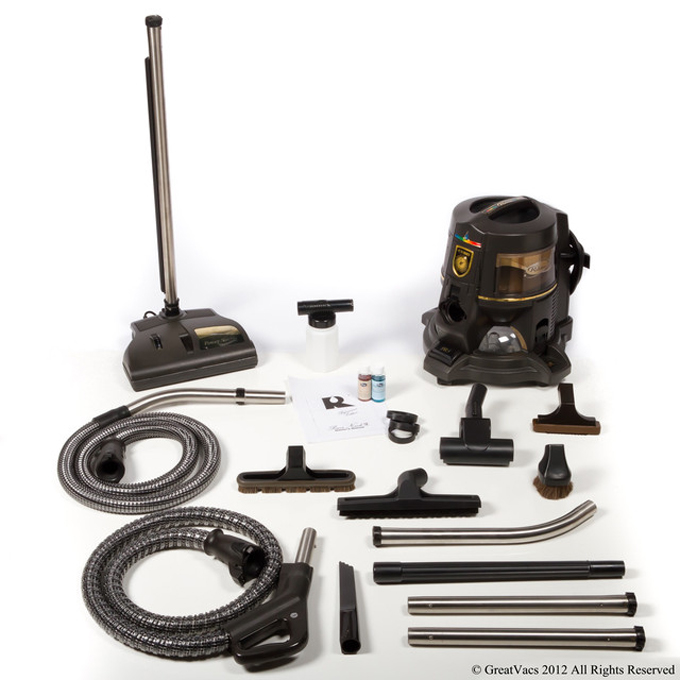 Reconditioned E series Hepa E2 2 speed Rainbow Canister Pet Vacuum Cleaner