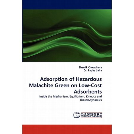 Green Malachite Chip (Adsorption of Hazardous Malachite Green on Low-Cost Adsorbents )