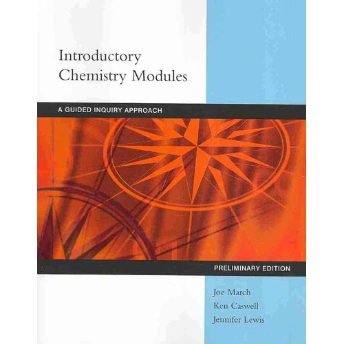Introductory Chemistry Modules: A Guided-Inquiry Approach