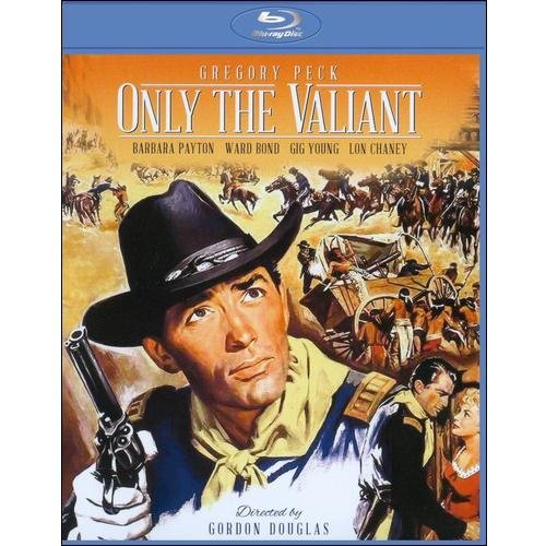 Only The Valiant (1951) (Blu-ray) (Widescreen)