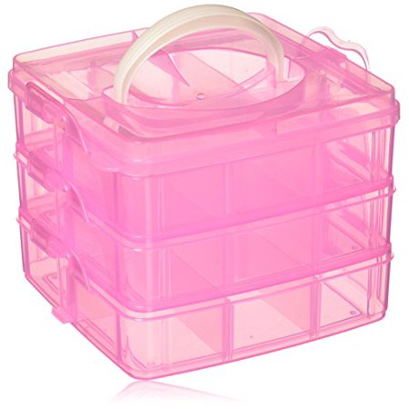 Burmax Dl Pro 3 Tier Storage Box